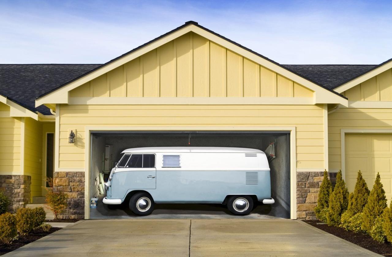 Garage Door Stickers garage door mural | interesting things | pinterest | door murals