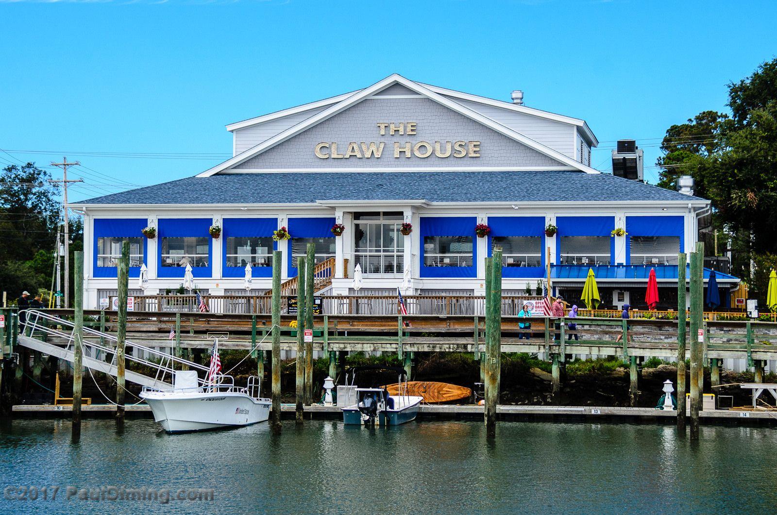 Claw House Restaurant Murrells Inlet Sc Murrells Inlet