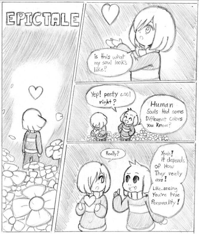 Epictale (part 1) by sup bruh on yugogeer12 tumblr | test