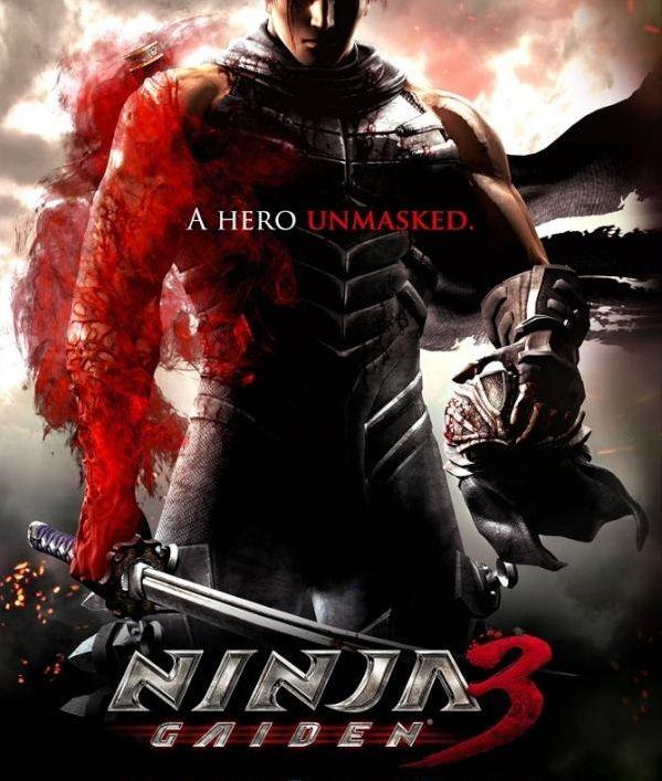 Ninja Gaiden 3 Poster By Sabuxi Deviantart Com On Deviantart