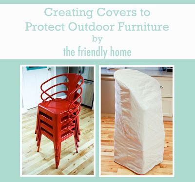 Swell Diy Making Your Own Patio Furniture Covers This Will Save Interior Design Ideas Greaswefileorg