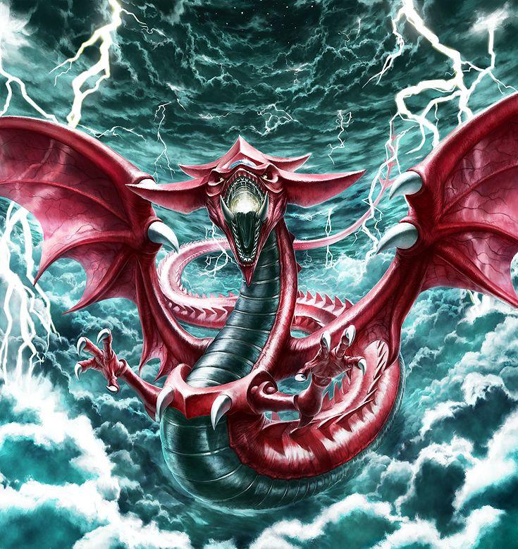 Lightning Dragon Wallpaper