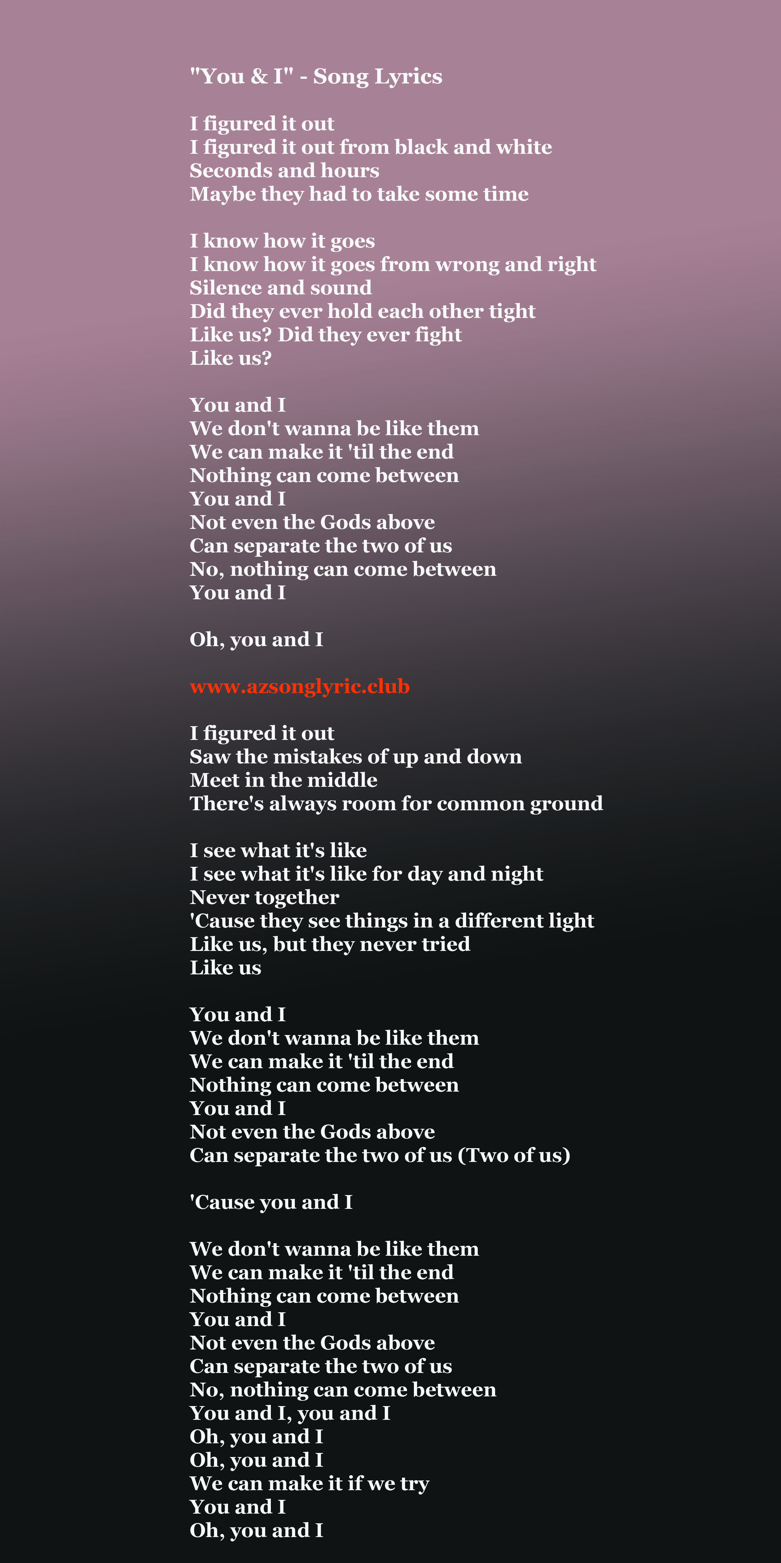 One Direction You I Lyrics Music Video Me Too Lyrics