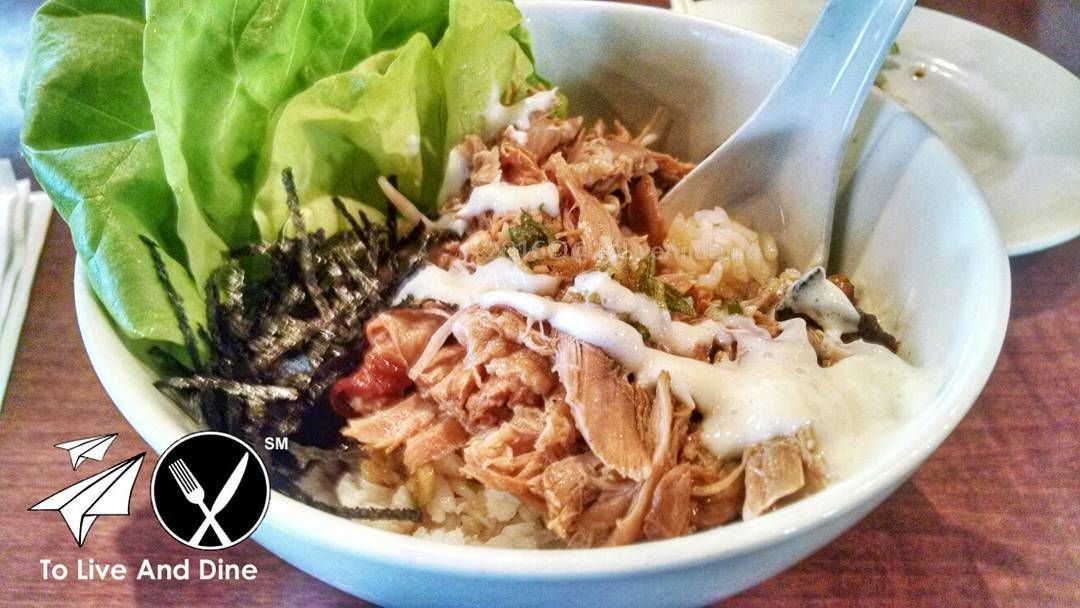 Momofuku Ssam Bar's Chicken Bowl. Review link in bio! http://ift.tt/1UANncf #ToLiveAndDine #Foodie #Travel #Wanderlust #Comedy #Blog