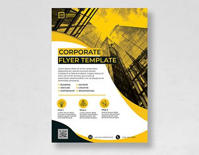 Check Out New Work On My Behance Portfolio Psd Flyer Template