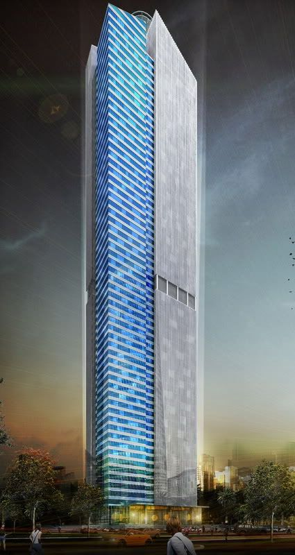 Cemindo Tower Or Rasuna Tower Jakarta Indonesia By Pt