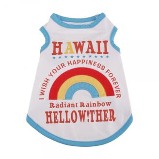 Pet Hawaiian Rainbow T Shirt Http Www Outbid Com Auctions 15592