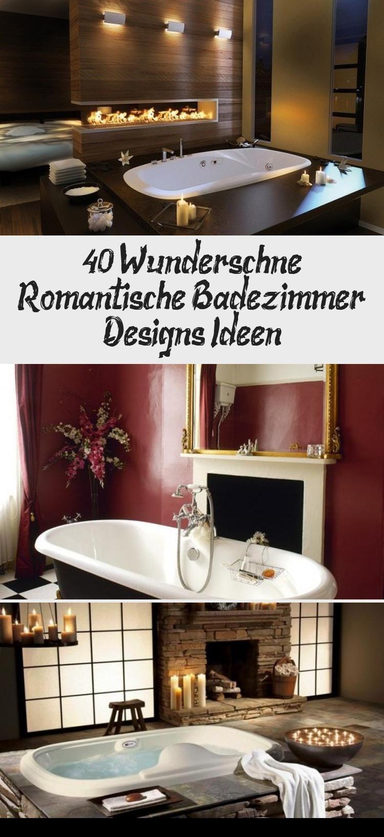 8 Wunderschöne Romantische Badezimmer Designs Ideen  Badezimmer