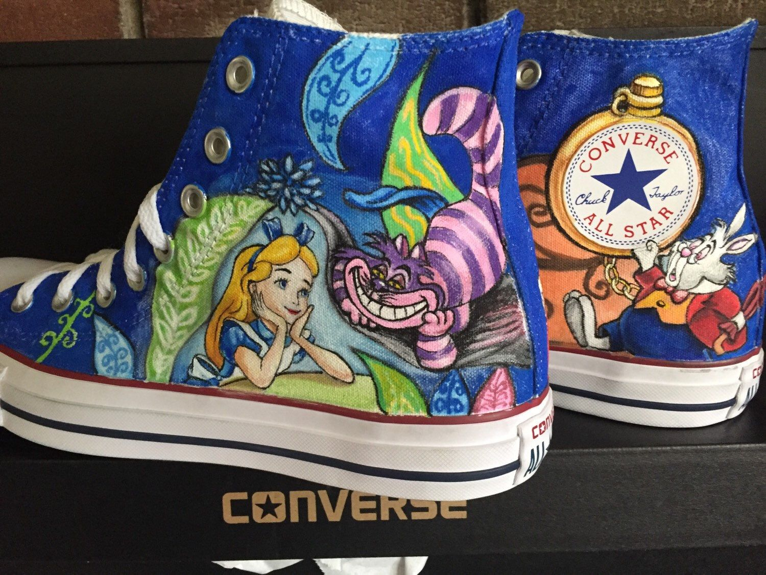 Converse, Painted shoes