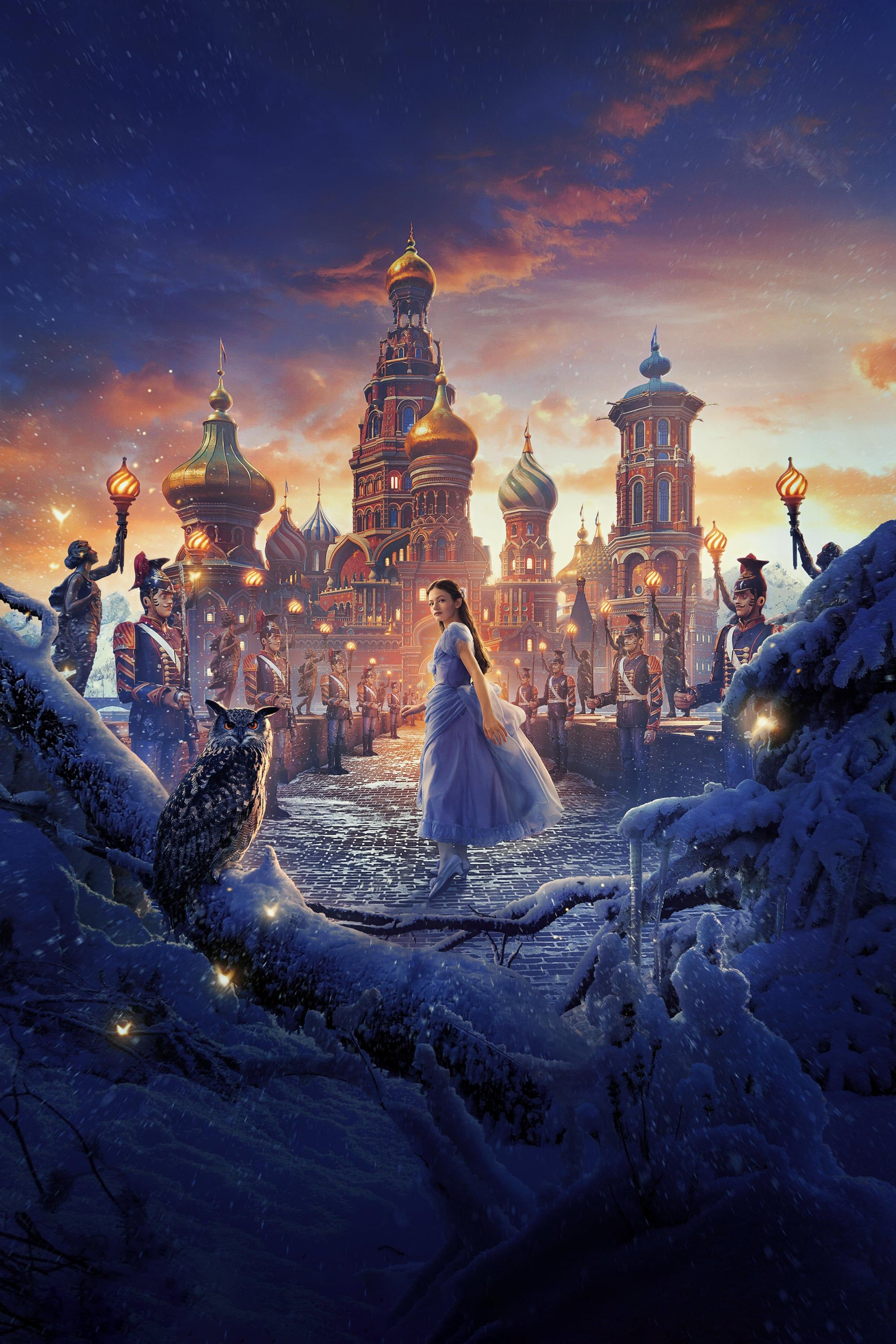 Free.2018» The Nutcracker and the Four Realms Full ONLINE