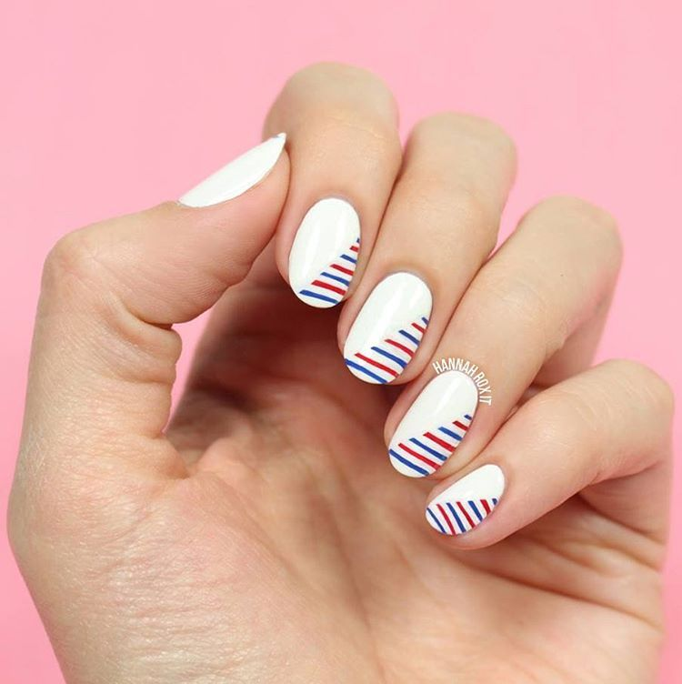 """Hannah Rox Nails on Instagram: """"Happy Memorial Day weekend! I ..."""