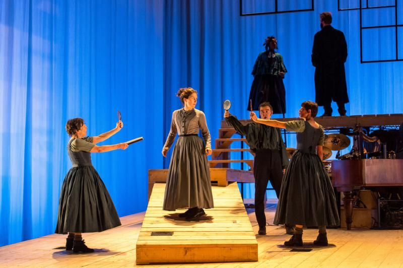 Jane Eyre National Theatre Theatre Reviews News Interviews In 2020 National Theatre Jane Eyre Theatre
