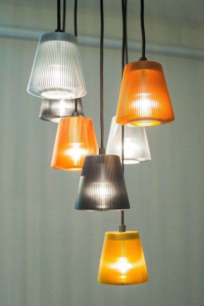 Halogen aluminium pendant #lamp BRAMAH SMALL by EOQ | #design ...