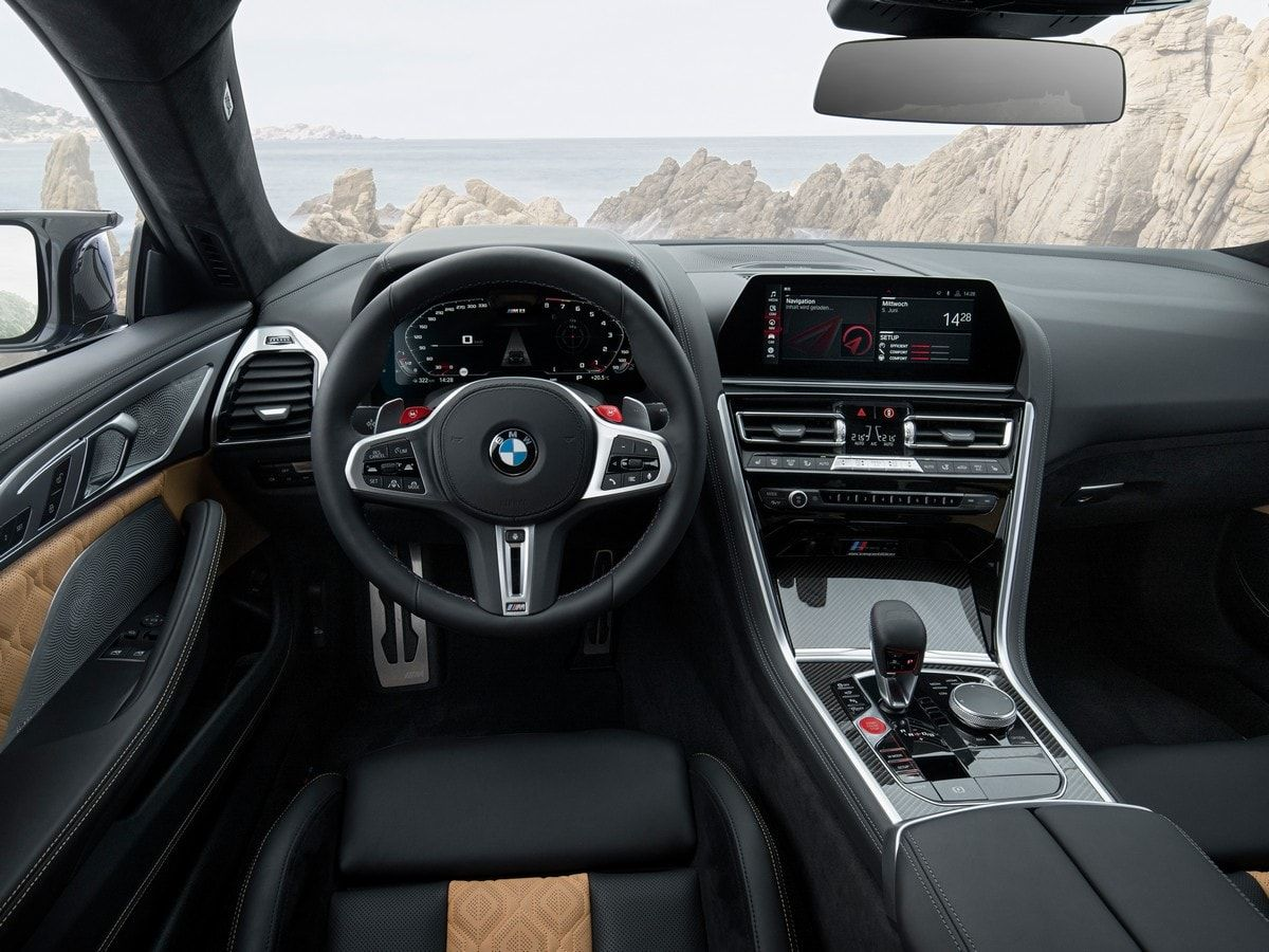 2020 Bmw M8 Coupe And Convertible First Look Bmw Interior Bmw Coupe