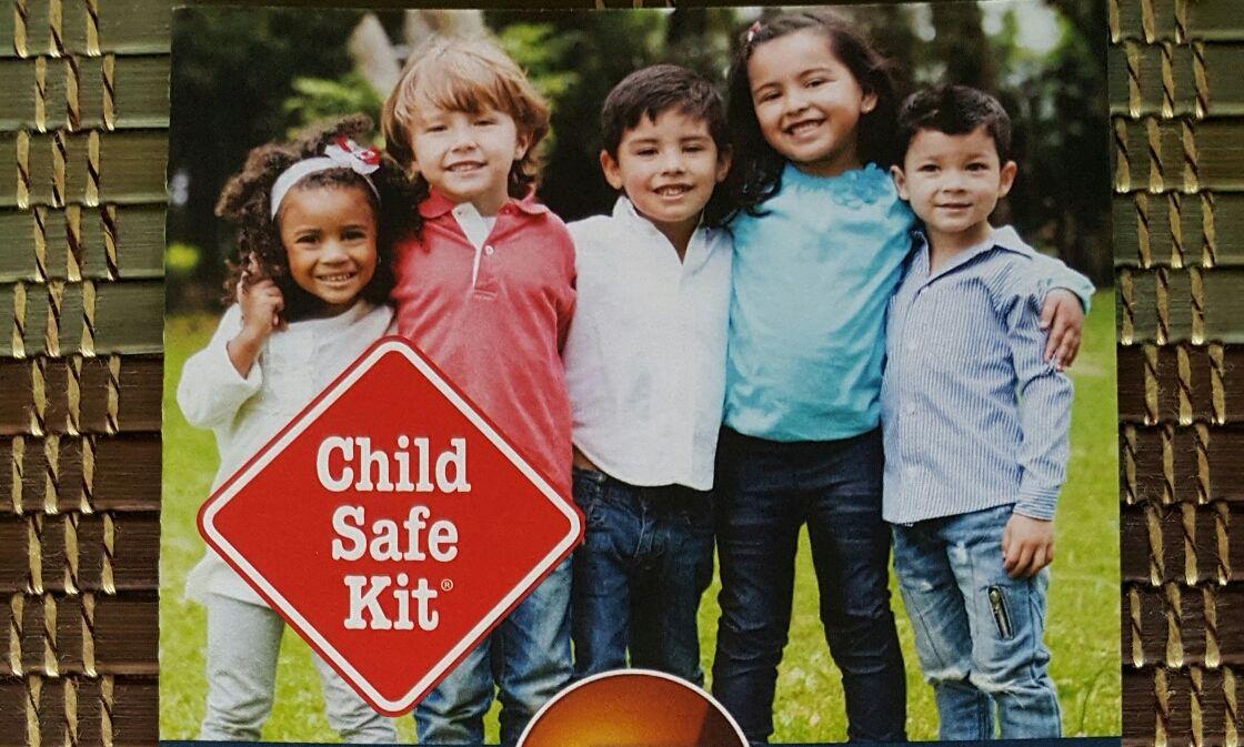 Child Safety Kit Children, Kids safe, Child safety