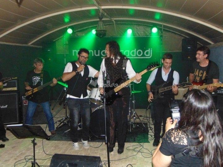 Sonorización Grupo Rock de Manu Delicado Dj | Foto 19