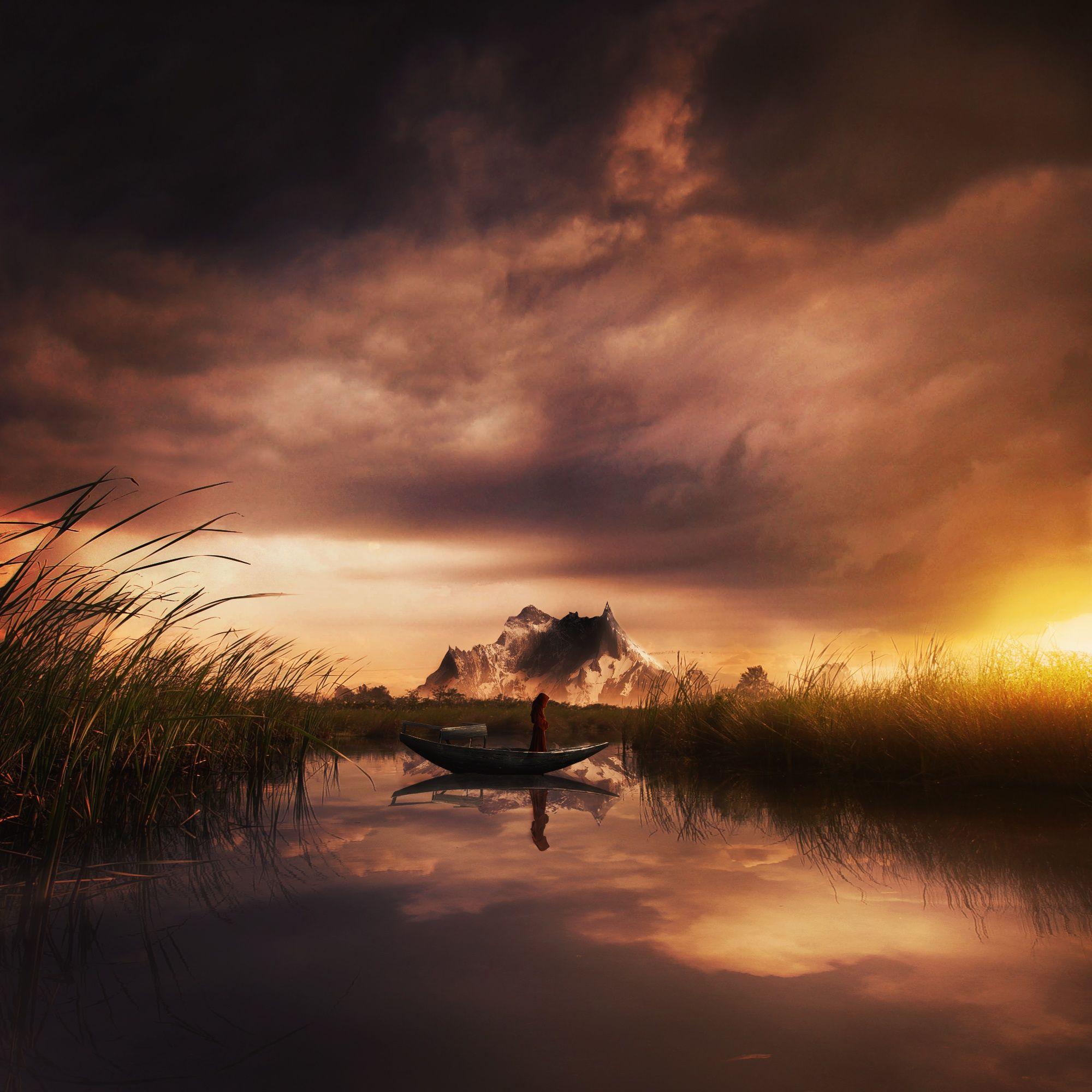 Photo dead river by can çağlar on 500px