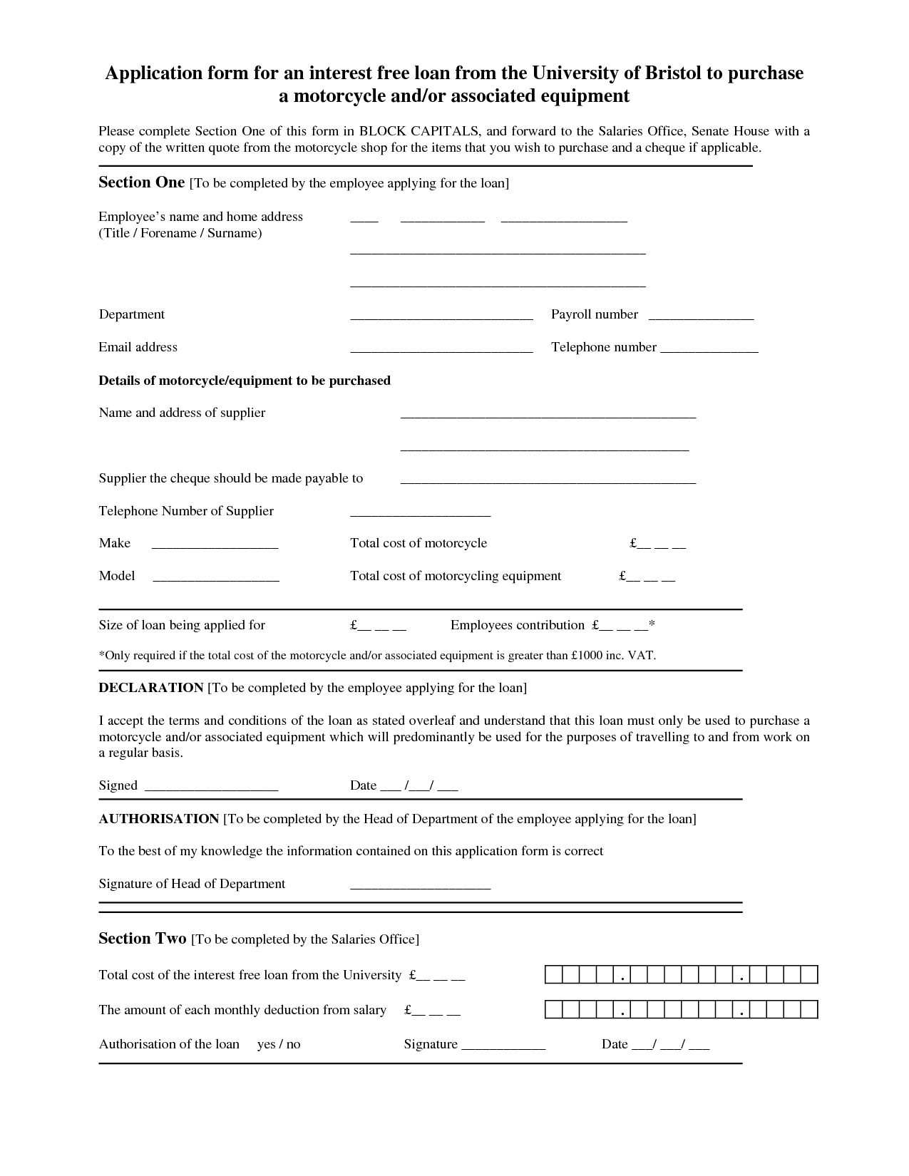 Download Personal Loan Agreement Form For Free Try Various