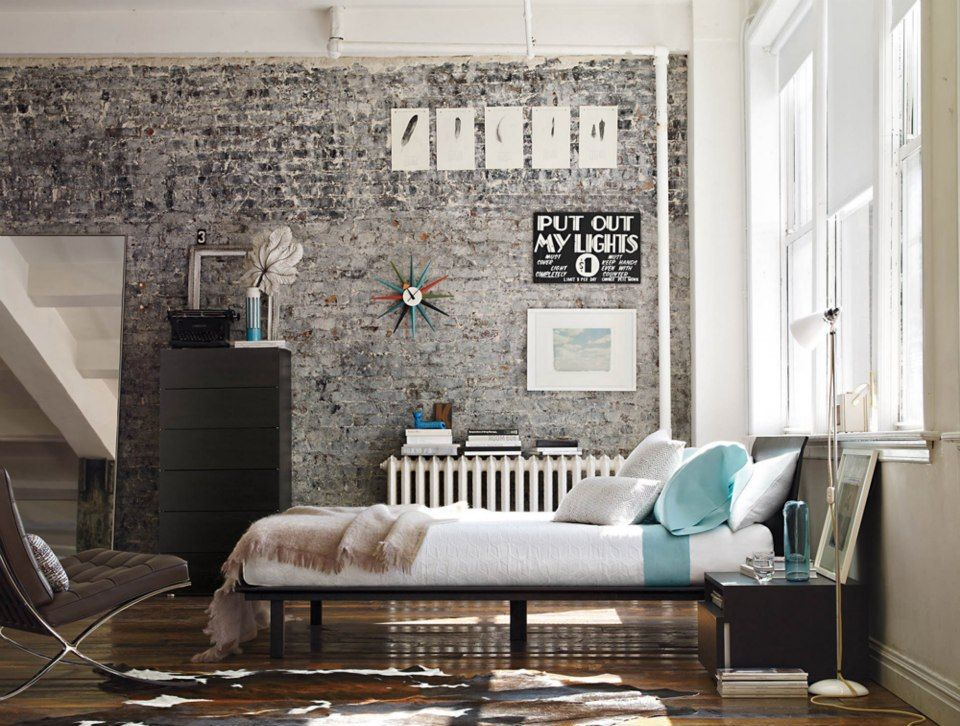 Min Bedroom Collection | Designed by Luciano Bertoncini