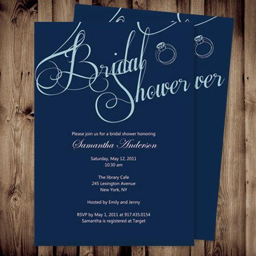 Cheap Bridal Shower Invitations at Elegantweddinginvitescom The