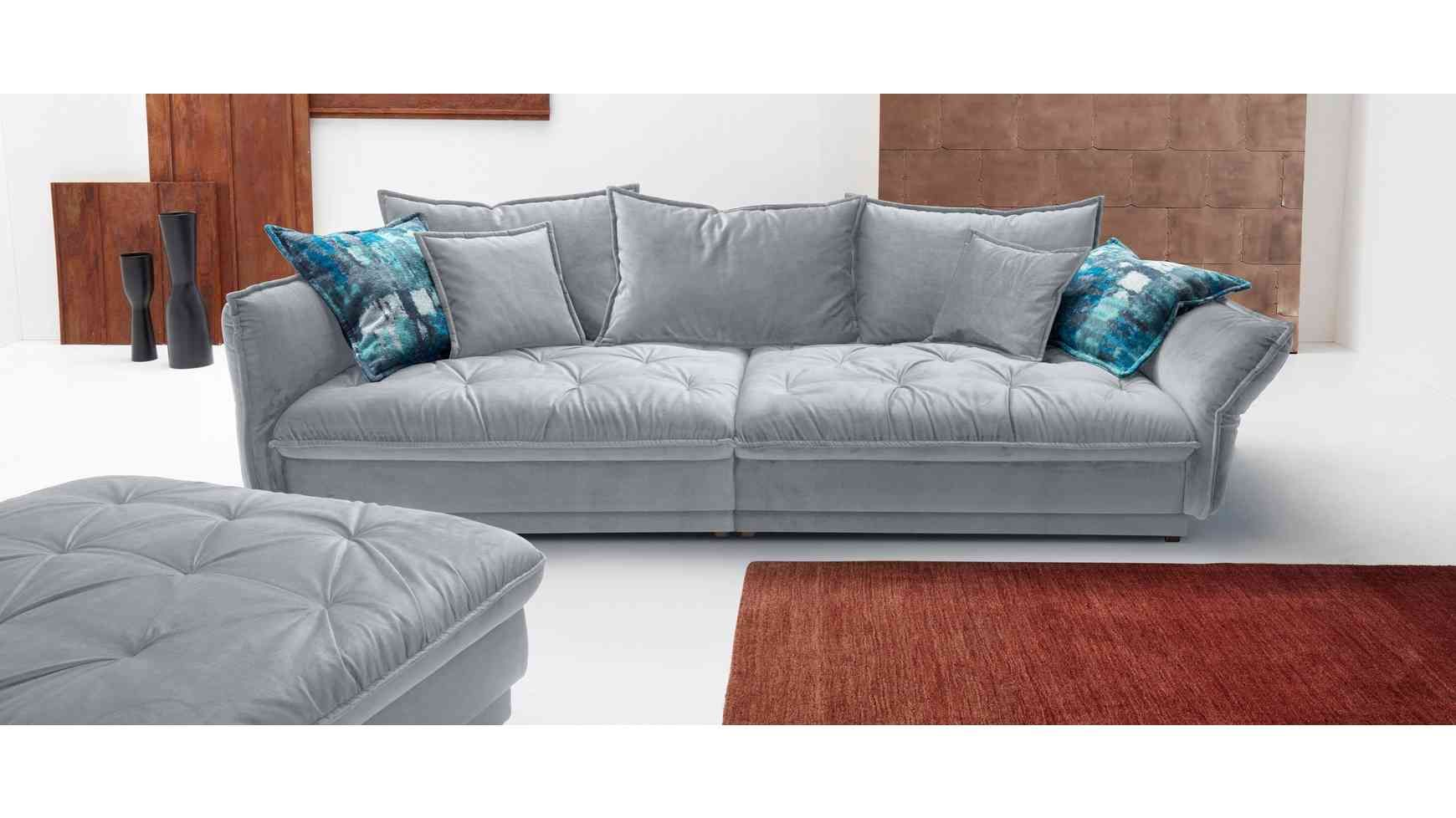 Inosign Big Sofa Palladio Wahlweise Mit Led Ambiente Beleuchtung Sofa Wohnzimmer Sofa Ruckenkissen
