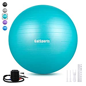 Pin On Yoga Ball Workout