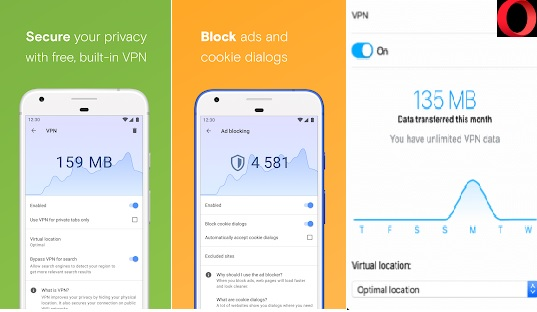 How To Use Opera Vpn Android