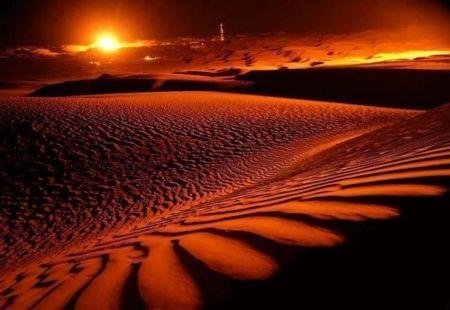 Sunset in the Desert  - Sunsets Wallpaper ID 2126861 - Desktop Nexus Nature