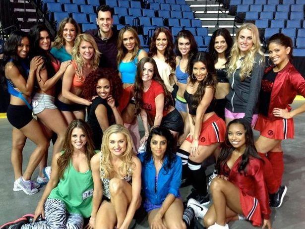 Hit The Floor | Hit The Floor Creator James LaRosa On Episode Oneu0027s  U201cGodzilla .