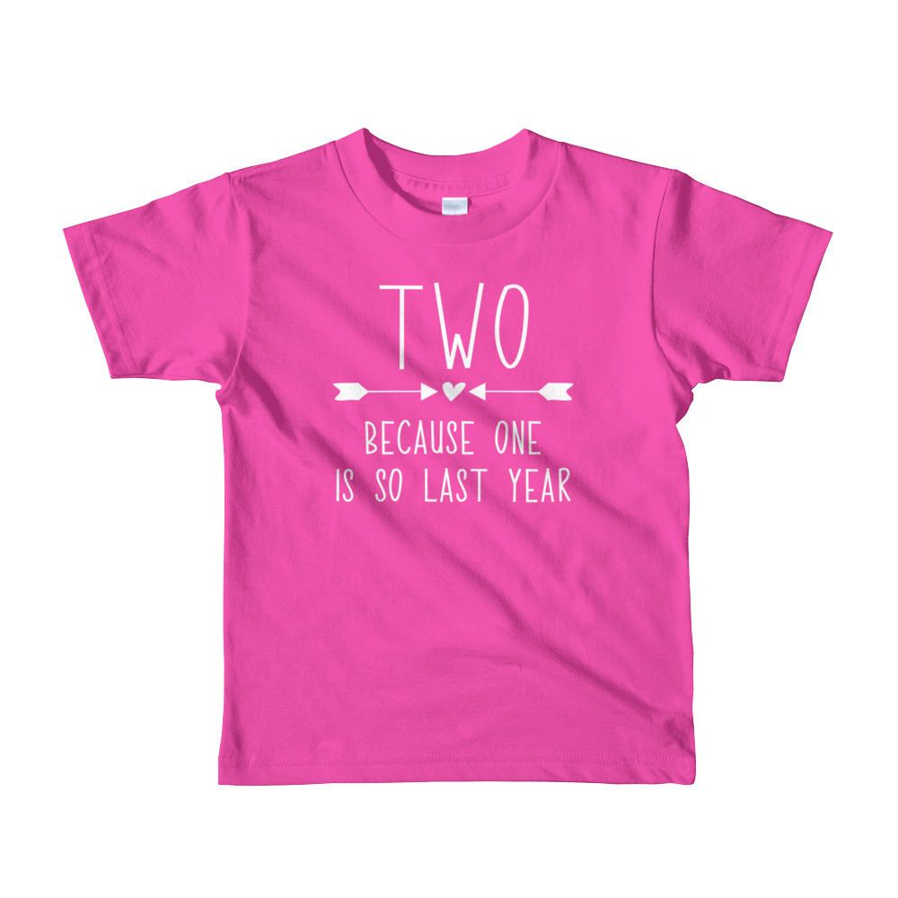 Second Birthday Girl Shirt Cute 2nd T Two Year Old Gift Party Outfit For Girls