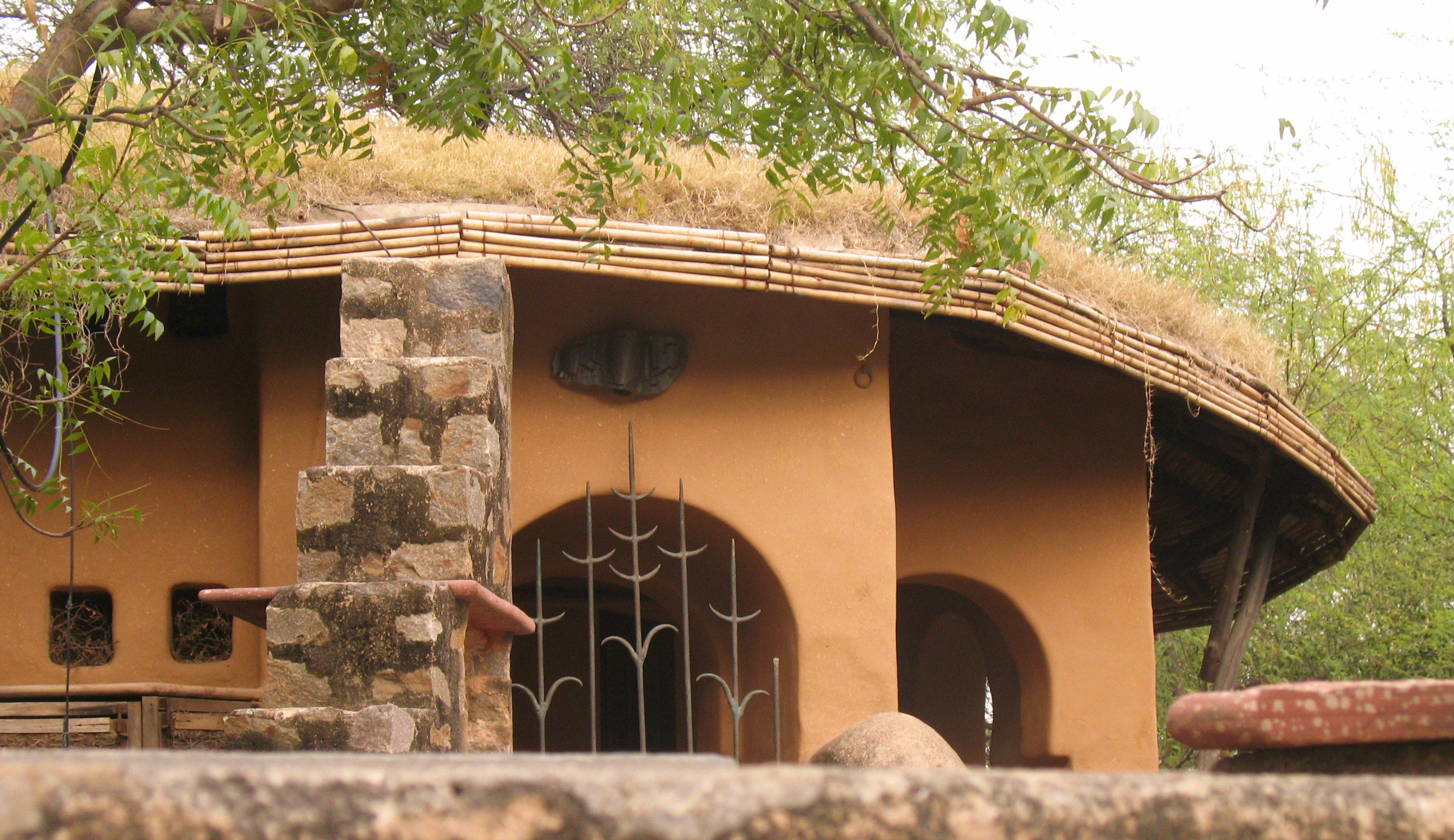 Architecture and interior design projects in india mud house katchi kothi at anangpur