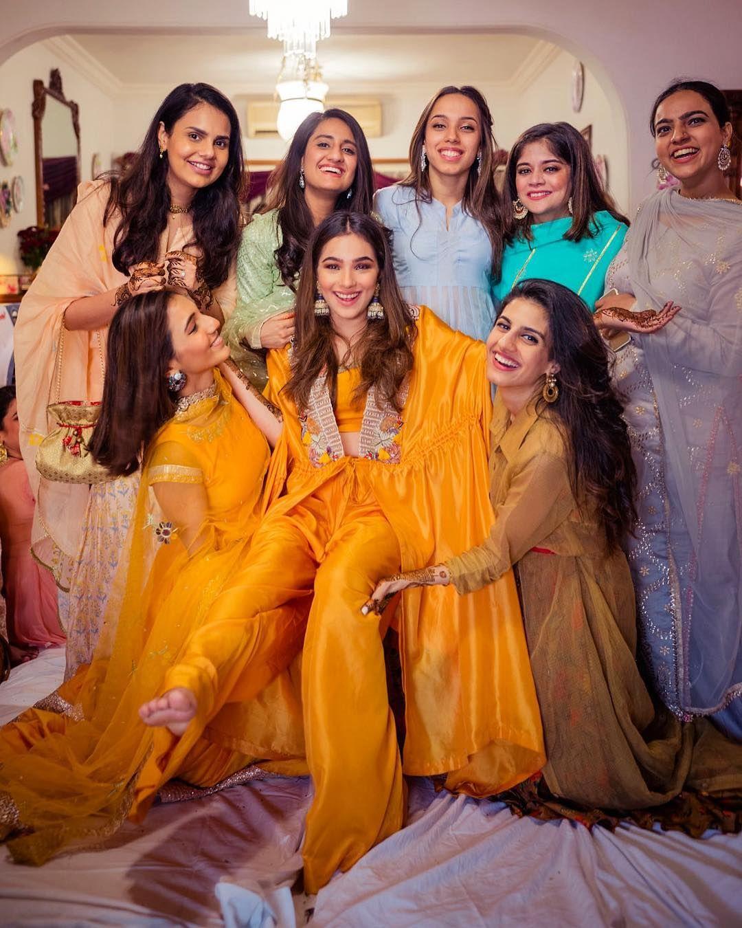 Fashion Beauty Influencer Aaliya Of The Image Code Got Married