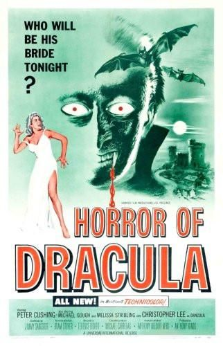 Draculas Dog Movie Poster 24in x 36in