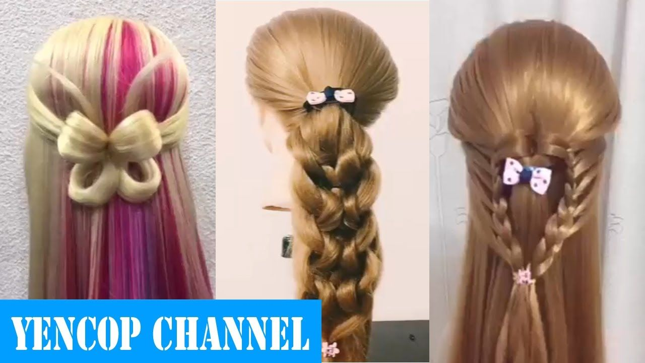 Cute Girly Hairstyles Twist Braid Best Amazing Hair