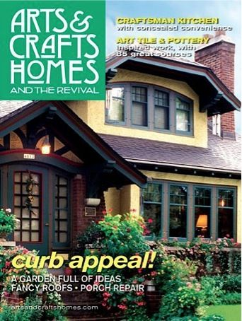 Arts And Crafts Homes Magazine As Low 6 65 Per Year