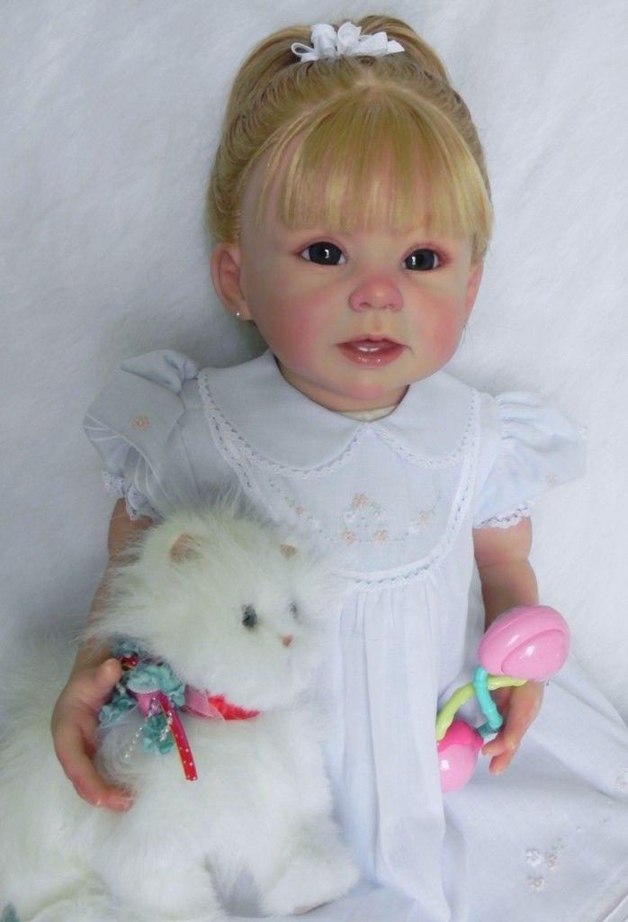 Reborn Beautiful Toddler Baby