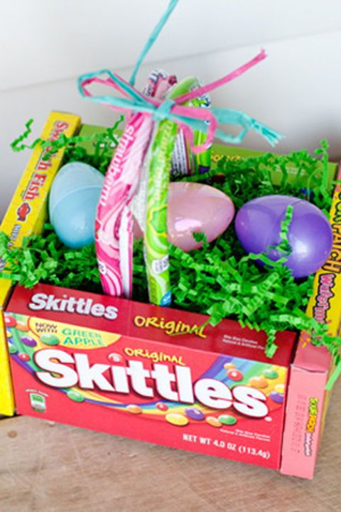 30 creative easter basket ideas your kids will love easter egg 30 creative easter basket ideas your kids will love negle Gallery
