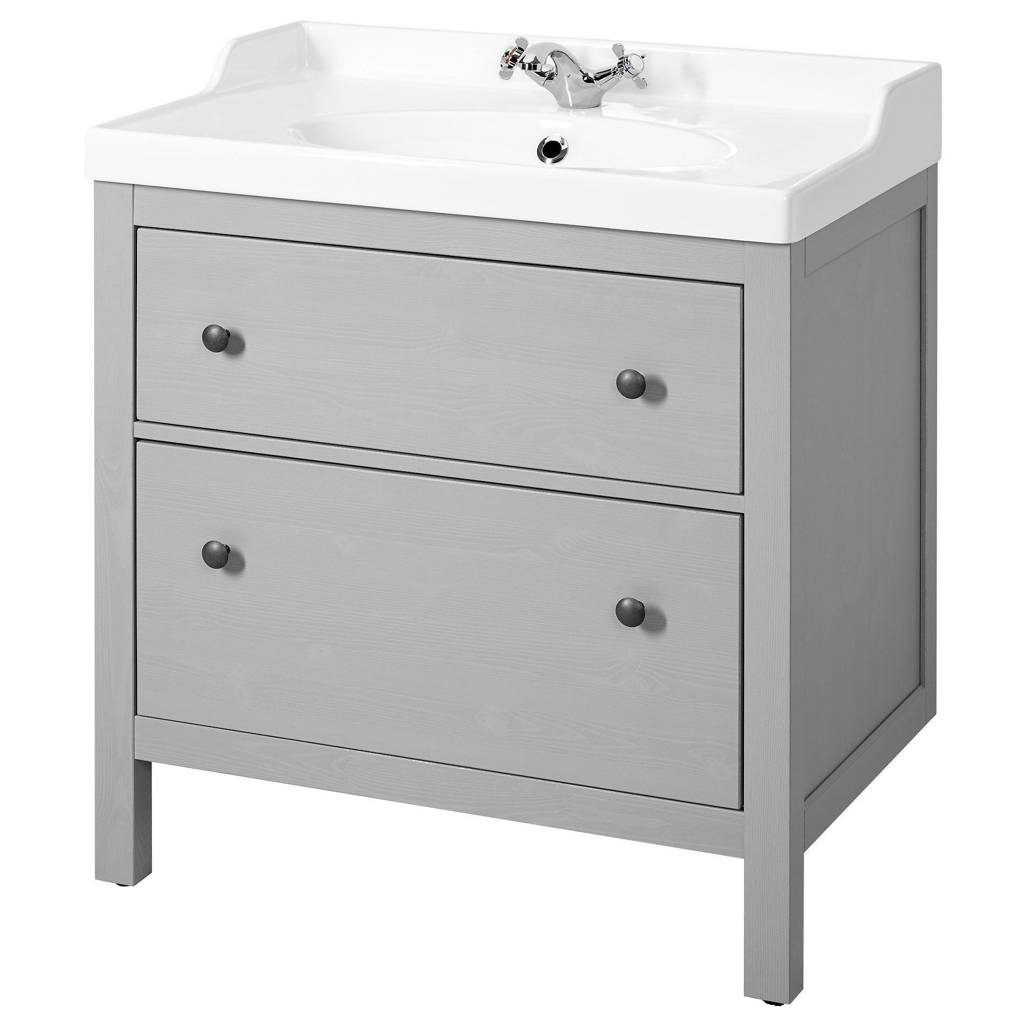 Pin By Ladendirekt On Badmobel Bathroom Sink Cabinets Ikea Bathroom Vanity Hemnes