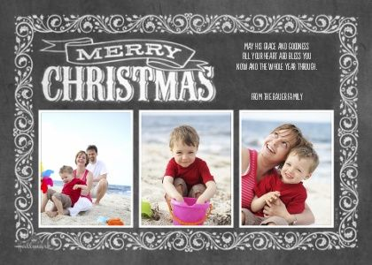 Christmas Card Walgreens Walgreens Photo Personalised Photo