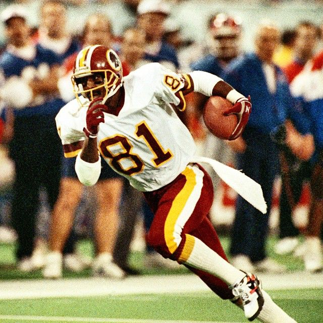 35 years ago today, the Redskins selected future HOFer