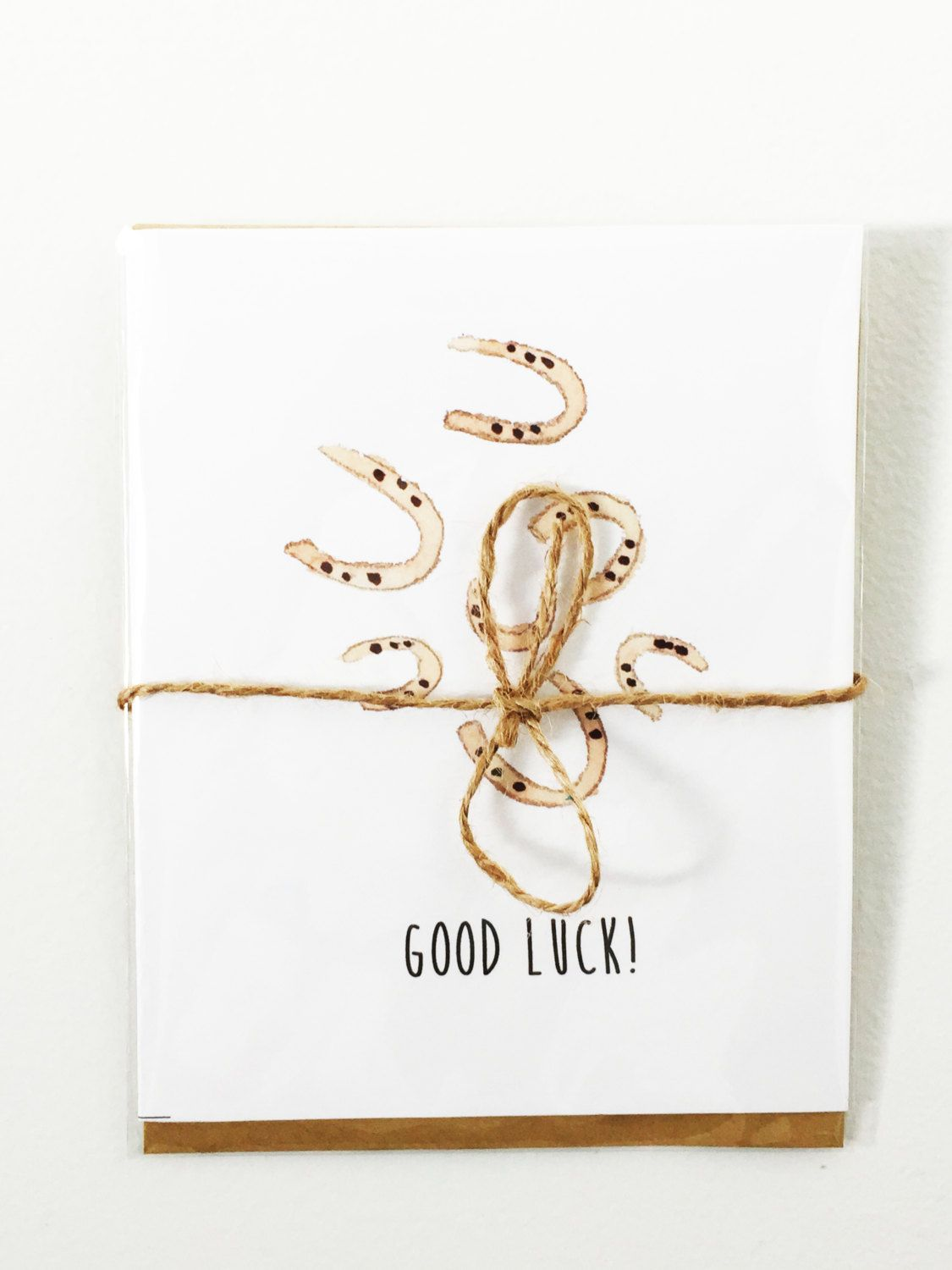 Good luck card greeting card best wishes card greeting card good luck card greeting card best wishes card greeting card wishbone watercolor wishbone card best wishes kristyandbryce Image collections