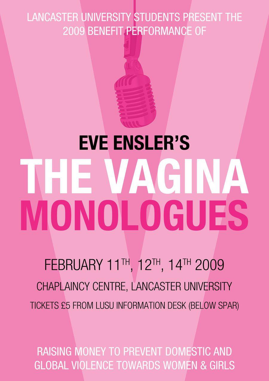 Broken vagina monologues