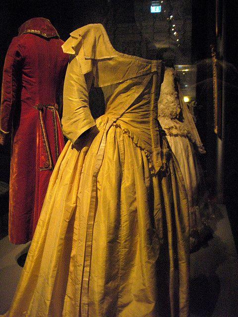1780s Redingote