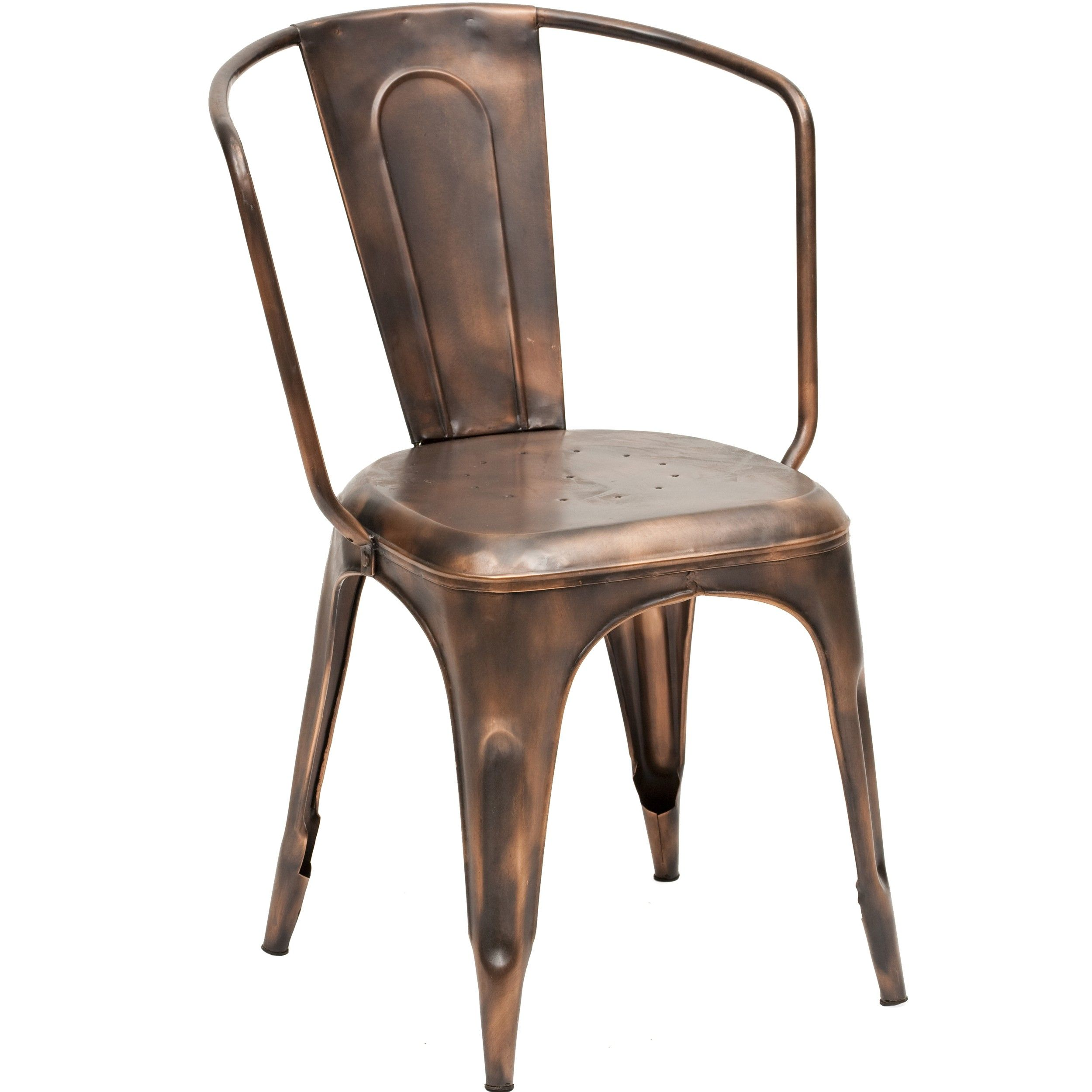 Bistro Armchair, Bronze   Furniture   Dining   Chairs U0026 Benches   Room  Ideas