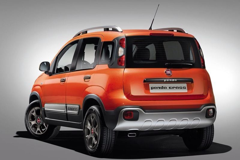 Fiat Panda Cross New Fiat Panda Fiat New Fiat