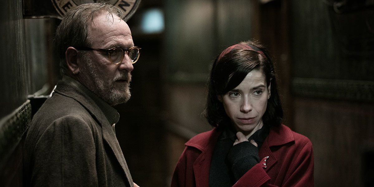 Giles The Shape Of Water Richard Jenkins Was Marvelous In This