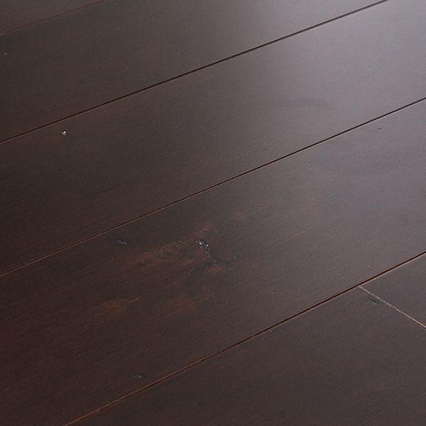 Simply stunning dark maple floor Mohawk Maple Dark Port engineered