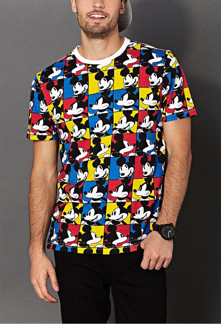 a01f0fdab capa quem disse que os Adultos não podem usar camisas Cartoon Print. Veja  como usar sem ser infantil