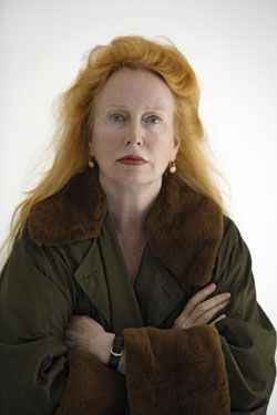 rebecca horn, artist
