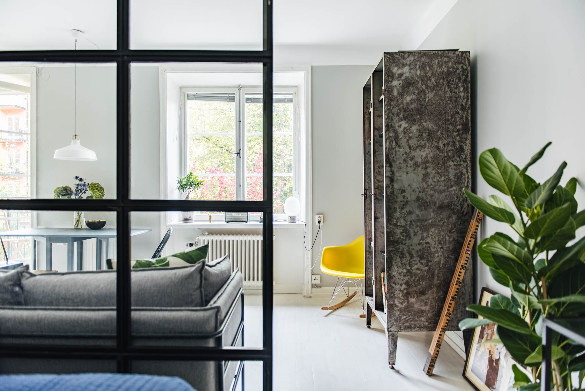 Stoere Industriele Loft : Stoere mini loft van 38m2! interieur pinterest ideal home